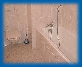 LHotel Le Strasbourg à Mulhouse Salle De Bain Privée Avec WC - Salle de bain mulhouse